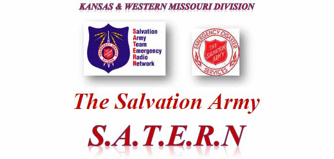 Western Mo - Kansas Salvation Army :: SATERN